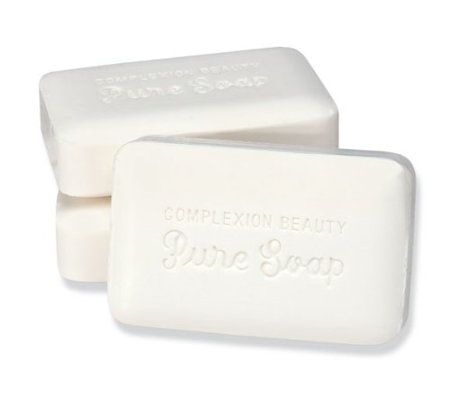 Pure Soap All-Natural Bar Soap, 3-oz. Bar (Pack of 12)