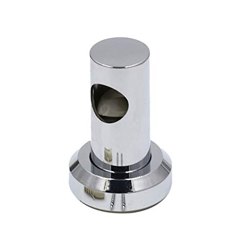 XJJZS ABS Ducha Levantador de Barra de Varilla Ajustable Enchufable Levantamiento de elevación Soporte de Abrazadera Soporte de reemplazo de Soporte Accesorios de baño