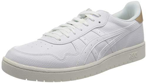 ASICS Damen Japan S Sneaker, White/White, 39.5 EU