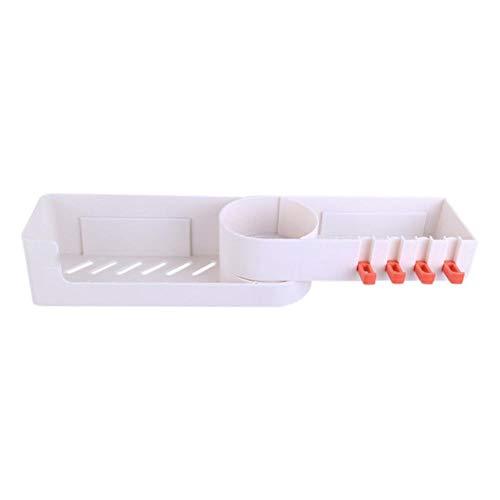 SNIIA badkamerplanken en planken, naadloos roterend statief naadloos kan statief 90 graden draaien