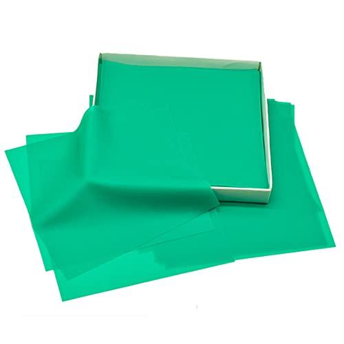 1 Box Pure Latex Rubber Dam Dental Dam Anti-allergy 5×5 inch Small Size 52pcs