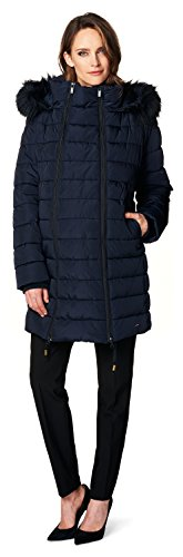 Noppies Damen Jacke Jacket Anna, Blau (Dark Blue C165) - 6