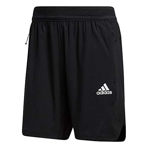 adidas Herren TRG Court H.Rdy Shorts, Schwarz, XL