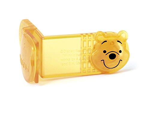 Lulabi Disney Winnie Linea Sicurezza Blocca Cassetto in ABS, Giallo