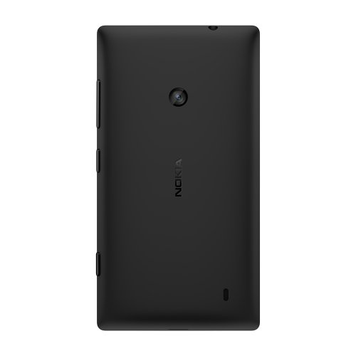 'Vodafone Nokia Lumia 520 SIM 8 GB schwarz Smartphone (10,2 cm (4 Zoll), 8 GB, 5 MP, Windows Phone, 8, schwarz)