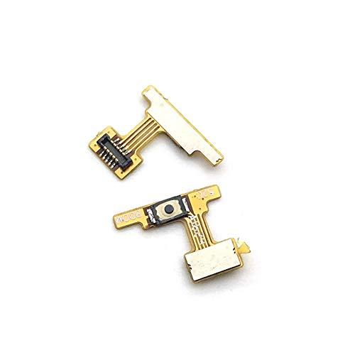 DressU Ursache 10Pcs / Lots for Alcatel One Touch Idol 4 6055 OT6055 Power On Off-Knopf-Flexkabel-Band-Ersatzteile Unterschied