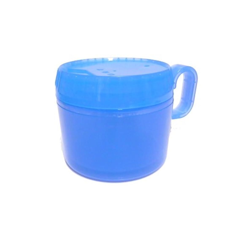 ガムデモンストレーション電圧ニッシン フィジオ クリーン キラリ 入れ歯 保温洗浄容器