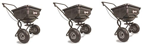 Why Choose Agri-Fab 85-Pound Push Broadcast Spreader 45-0388 (Pack of 3)
