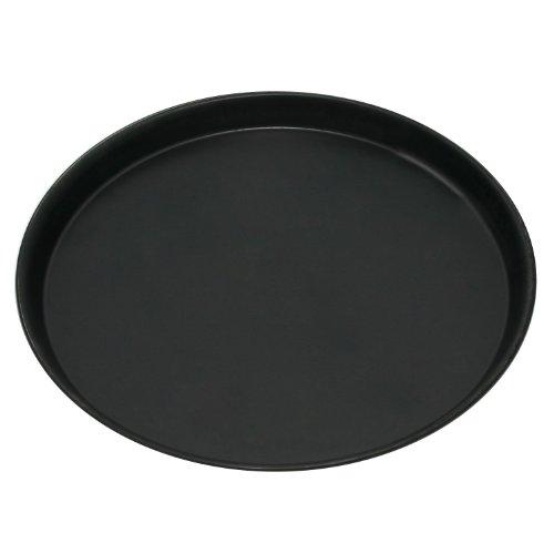 GRÄWE® Pizzablech rund 36 cm, schwere Profi-Qualität