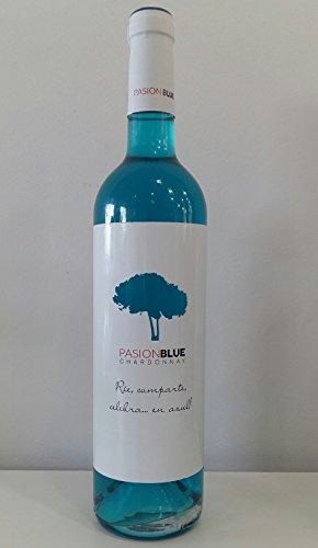 VINO AZUL PASION BLUE CHARDONNAY-750ml