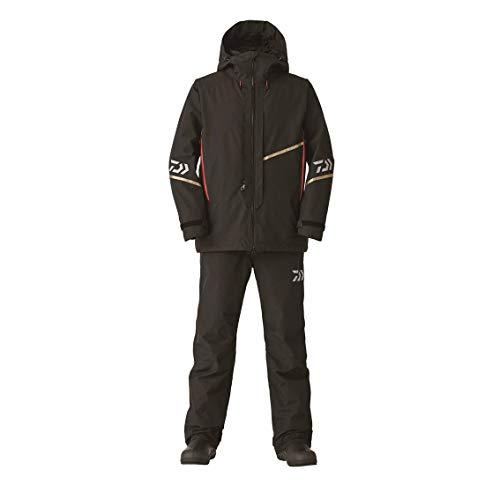 ダイワ(DAIWA) 防寒ウェア ゴアテックス プロダクト コンビアップ ウィンタースーツ ブラック XL DW-1820