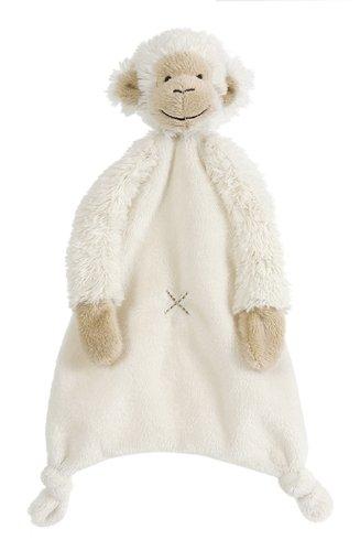 Happy Horse 28cm Monkey Mickey Tuttle Soft Toy (Ivory)