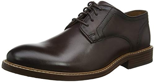 Rockport Kenton Plain Toe, Zapatos de Cordones Oxford para Hombre