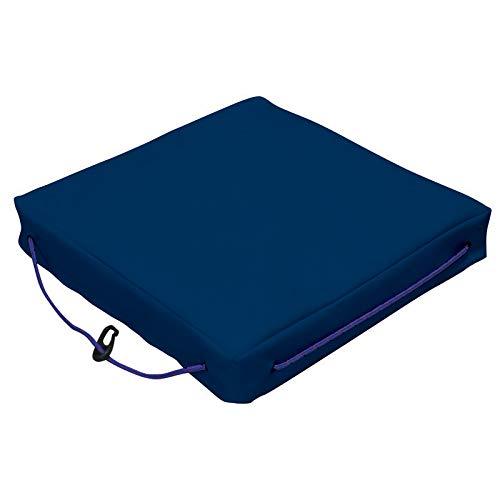 Lalizas 11515 Cojin de Cubierta con Flotabilidad Individual, Azul, 40 x 40 x 6.5 cm