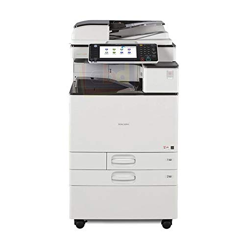 Ricoh Aficio MP C3003 Color Laser Multifunction Copier - A3/A4, 30ppm, Copy, Print, Scan, Network, Auto Duplex, Email, 2 Trays, Stand
