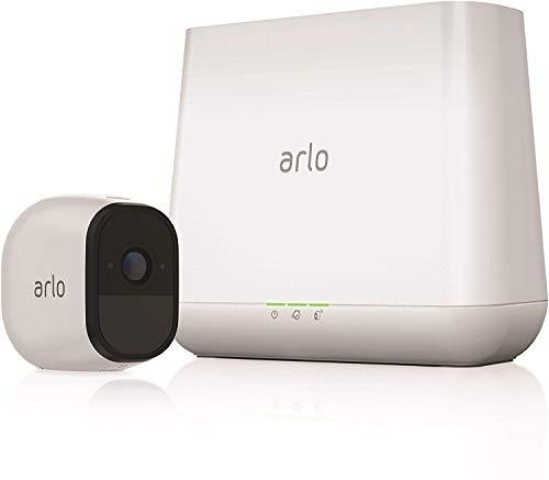 Arlo Pro - Smart caméra de surveillance, Pack de 1, 720p, jour/nuit,...