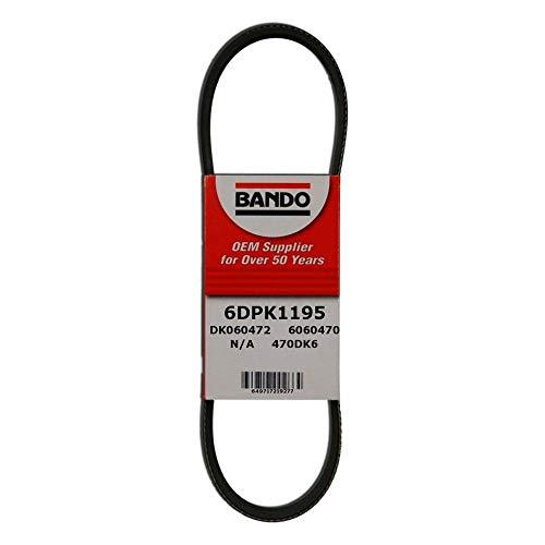 ban.do 6DPK1195 OEM Quality Serpentine Belt