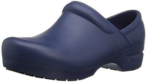 Anywear Women's GUARDIANANGEL Uniform Dress Shoe, Navy, 8 M US