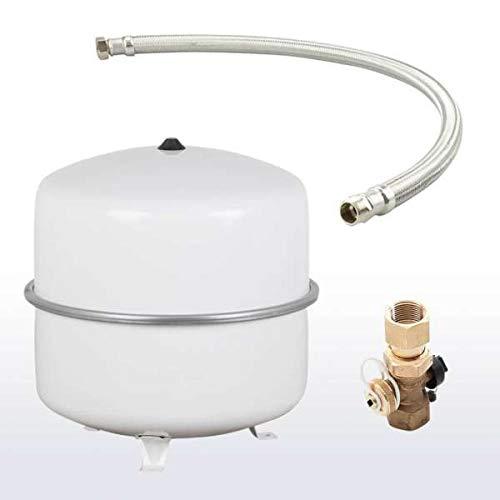 Ausdehnungsgefäß Contra-Flex Anschluss-Set 35 Liter