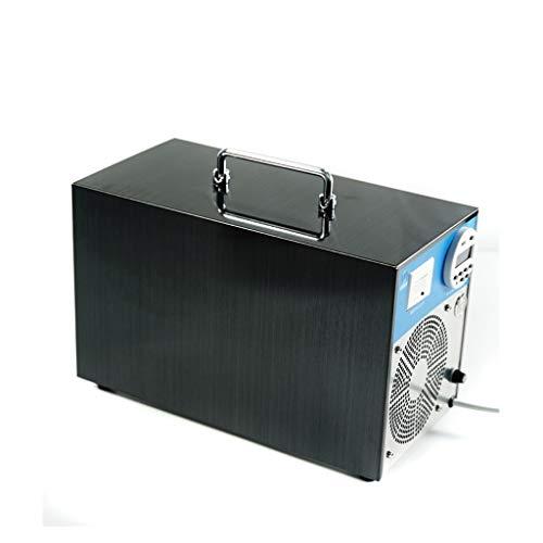 BBGS Generador de Ozono, Máquina Limpiadora de Aire Ozonizador Eliminar Los Gérmenes de Las Alergias PM2.5 del Polvo de Humo, para El Hogar, Coche, Frutas, Verduras (Color : E)