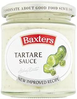 SAUCE TARTAR-BAXTERS (170ML)   Luxury & Gourmet Food