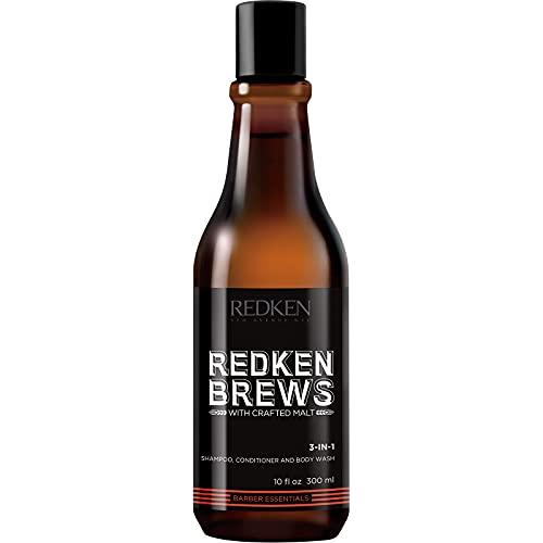 Redken For Men Clean Brew Shampoo - 300 ml