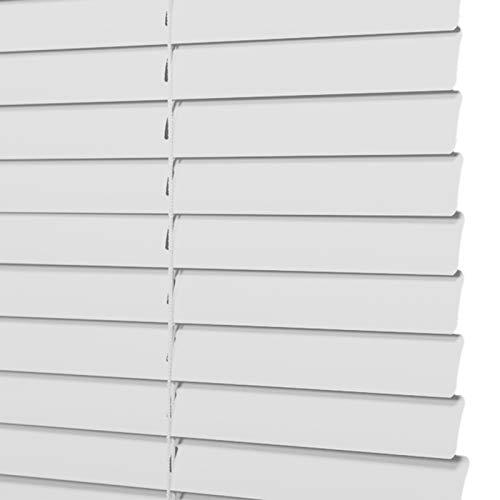 Tende Veneziane in Alluminio - Persiane Grigie per Cucina, Ufficio, Bagno, Camera da Letto, Soggiorno - 60/75/90/105/120/135 cm di Larghezza (Size : 75x210cm/30×83in)