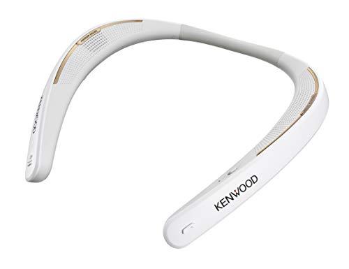 KENWOODケンウッドウェアラブルネックスピーカーワイヤレススピーカー(ホワイト)CAX-NS1BT-WJVCKENWOOD