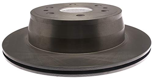 ACDelco Silver 18A81032A Rear Disc Brake Rotor