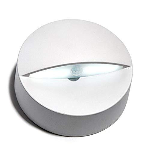Veilleuse Smart LED Motion Sensor Night Light Urgence Murale Lampe pour Bébé Dormir Maison Chambre Toilette Salle De Bains Cuisine Lumières Blanc