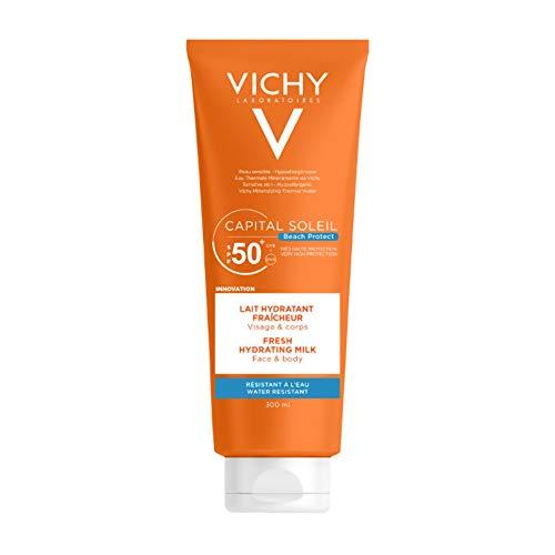 Vichy Ideal Soleil Protector Solar para La Familia FPS 50+,