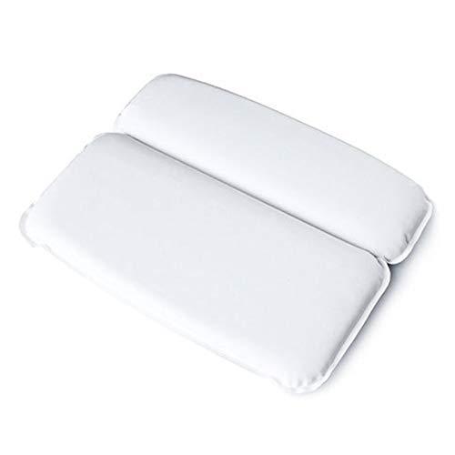 YQY Cuello Almohada, lavamanos peluquería, PU Esponja Almohada de baño para Proteger la Columna Cervical en el baño