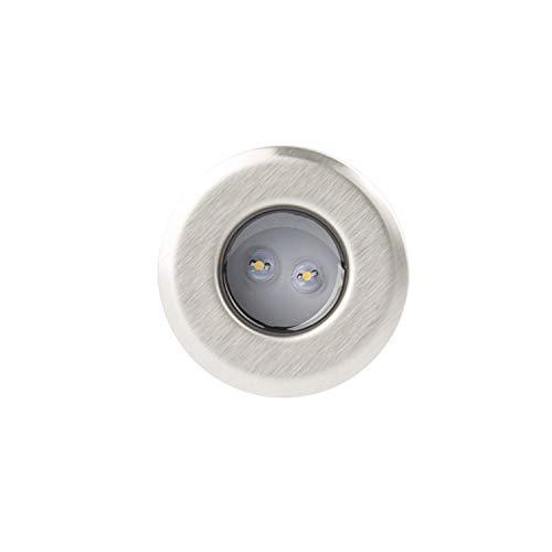 Mini Balizas LED Empotrables 0.2W Blanco Frío 6000K