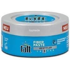 Drei Wetter Taft Haarpaste Fiber Paste Restyler, 150 ml (1er Pack)