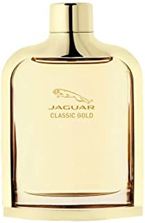 Jaguar Classic Gold FOR MEN by Jaguar - 3.4 oz EDT Spray