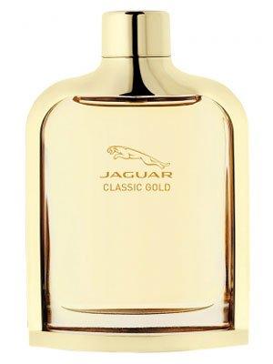 Jaguar Classic Gold fur HERREN von Jaguar - 100 ml Eau de Toilette Spray