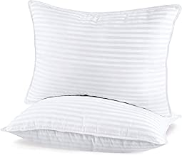 Utopia Bedding Bed Pillows for Sleeping Queen Size, Set of 2, Cooling Hotel Quality, for Back, Stomach or Side Sleepers