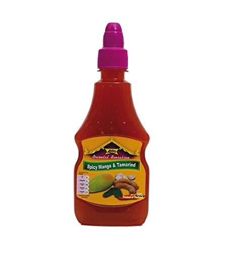 Spicy Mango&Tamarind Sauce - würzige Mango-Tamarindensauce LOBO