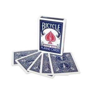 Jeu Spécial Bicycle Double Tarot Bleu
