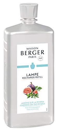 LAMPE BERGER Parfum, Kunststoff, Weiß, 1 Litre