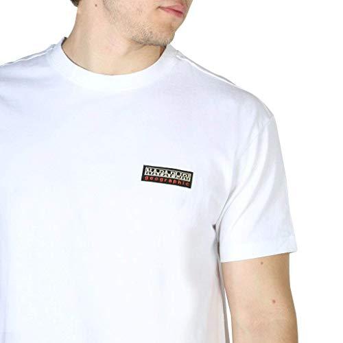 Napapijri Sase 1 t-Shirt Black