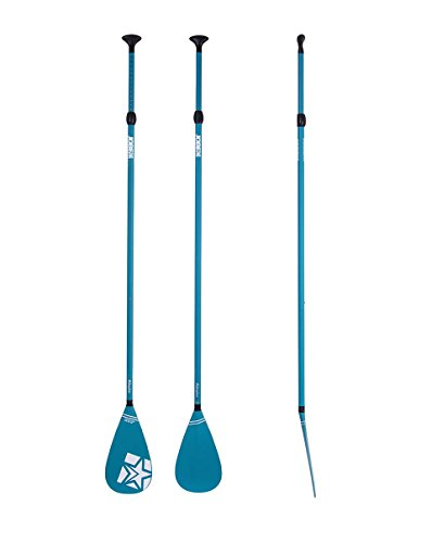Jobe SUP Fiberglass Paddle 3 Pieces 2017 - Blue