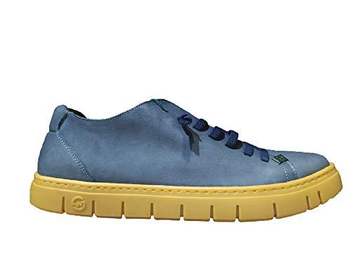 Slowwalk Scarpe casual da uomo M19 Kraz Nob Slate Blu Size: 46 EU
