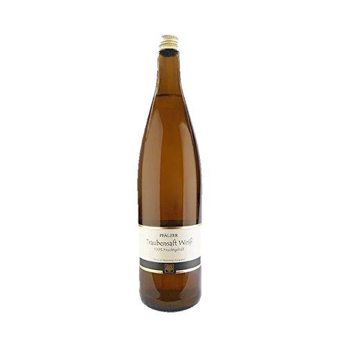 ファルツァー・トラウベンザフト 【白ブドウジュース】 (ヘレンベルク・ホーニッヒゼッケル) Pfalzer Traubensaft weiss (Herrenberg Honigsackel) 【ノンアルコールワイン 100% ブドウジュース ドイツ】 750ml