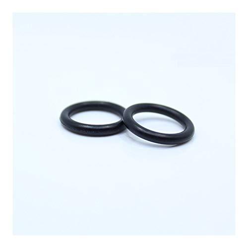 HLY Trading CS3,5 mm NBR Junta tórica de goma OD 30/31/32/33/34/35/36/37/38/39 x 3,5 mm, 50 juntas tóricas de nitrilo, grosor de 3,5 mm (tamaño: OD35 x 3,5 mm)