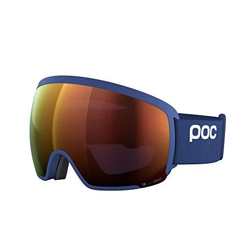 POC, Orb Clarity Goggles, Lead Blue/Spektris Orange, One Size New York