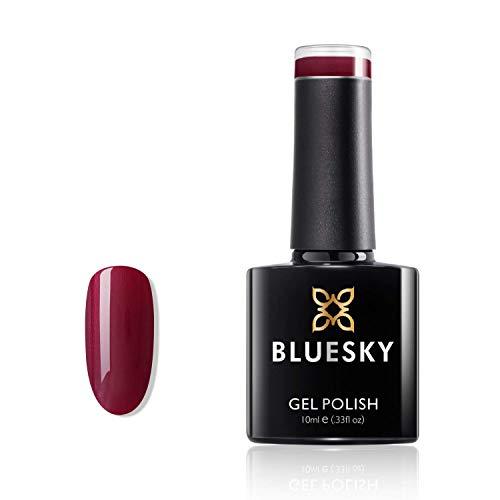 BLUESKY 80607 Tartan Punk Gellack 10ml | Gel-Nagellack für glänzende und schöne Nägel | langer Halt von bis zu 3 Wochen