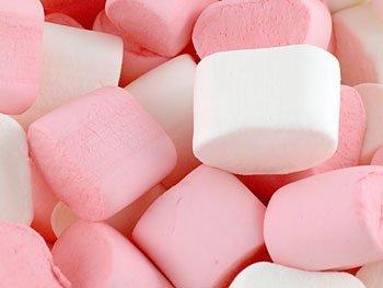 Marshmallows Bulk Buy - 1Kg Bag (180pcs)