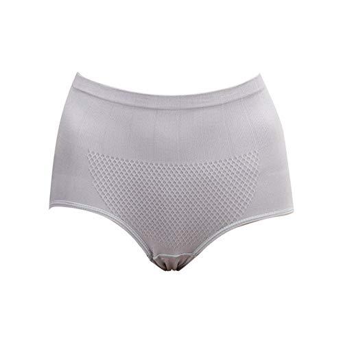 Lidylinashop Bragas Mujer Stretch Cobertura Pantalones Shorts Mujer Costura Transpirable Bragas Bragas para Mujeres Sexy Acogedor Ropa Interior Gray,Free Size