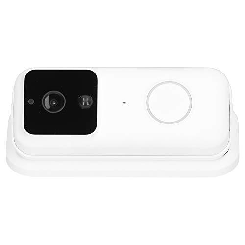 Timbre, cámara video del timbre del timbre del ABS del timbre de la visión nocturna para la oficina para el hogar
